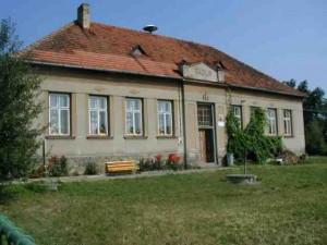 Budova obecního úřadu Drážov